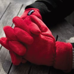 Active Fleece Gloves Thumbnail