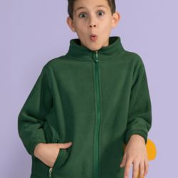 Kid's Full Zip Fleece Thumbnail