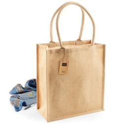 Jute boutique shopper Thumbnail