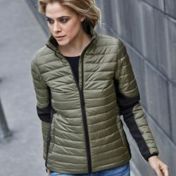 Tee Jays Ladies Crossover Jacket Thumbnail