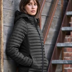Tee Jays Ladies Aspen Crossover Jacket Thumbnail
