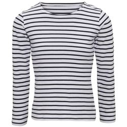 Women's Marinière coastal long sleeve tee Thumbnail