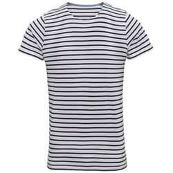 Men's Marinière coastal short sleeve tee Thumbnail
