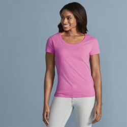 Gildan Softstyle® Women's Scoop Neck T-shirt Thumbnail