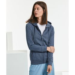 Russell Women's HD zipped hood sweatshirt Thumbnail