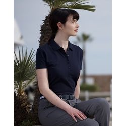 Tee Jays Ladies Luxury Stretch Polo Thumbnail