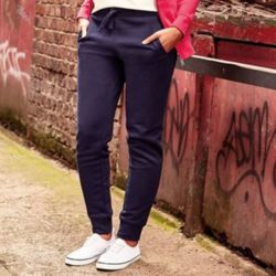 Women's authentic jog pant Thumbnail