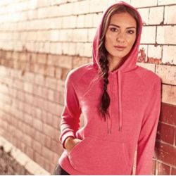 Russell Women's HD hooded sweatshirt Thumbnail