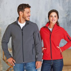 Kariban Men's Softshell Jacket Thumbnail