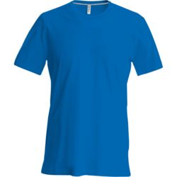 Kariban men's short sleeve crew neck t-shirt - K356 Thumbnail