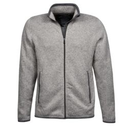 Tee Jays Mens Outdoor Fleece Jacket Thumbnail