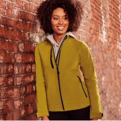 Russell Women's softshell jacket Thumbnail