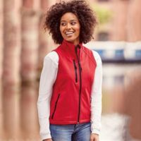 Russell Women's softshell gilet Thumbnail