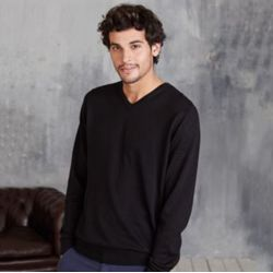 Kariban men's V-neck pullover Thumbnail