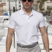 Russell Cotton Men's Stretch Polo Thumbnail