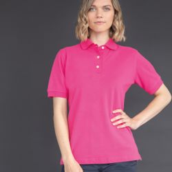 Henbury Women's classic cotton piqué polo shirt Thumbnail
