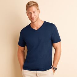 Gildan Softstyle® v-neck t-shirt Thumbnail