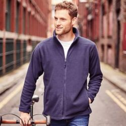 Russell Full-zip outdoor fleece Thumbnail