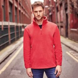 Russell ¼ zip outdoor fleece Thumbnail