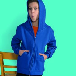 SG Children's Full Zip Hooded Sweatshirt Thumbnail