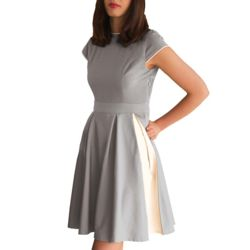 Sea Design Roxy Pleat Dress Thumbnail