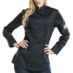 Chaud Devant Lady Comfort Long Sleeved Chef's Jacket Thumbnail