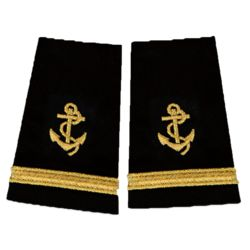Anchor Epaulettes One stripe Thumbnail