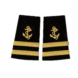 Anchor Epaulettes Two stripe Thumbnail