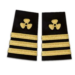 Propeller Epaulettes Three Stripe Thumbnail