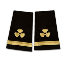Propeller Epaulettes One Stripe Thumbnail