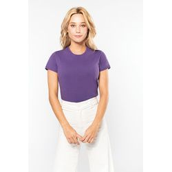 Kariban Ladies Crew Neck T-Shirt - K380 Thumbnail
