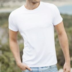 Clique Men's Cotton Stretch Short Sleeve T-shirt Thumbnail