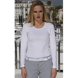 Clique Ladies Carolina Long Sleeve T-shirt Thumbnail