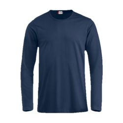 Clique Men's Cotton Fashion T Long Sleeve T-shirt Thumbnail