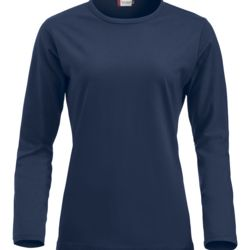 Clique ladies' Cotton Fashion T Long Sleeve T-shirt Thumbnail