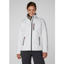Helly Hansen Ladies Crew Midlayer Jacket Thumbnail