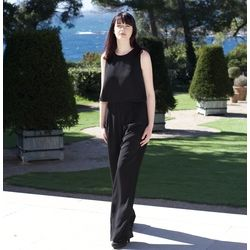 Sea Design Custom Ladies Jumpsuit Thumbnail