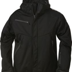 Printer Skeleton Softshell Jacket  Thumbnail