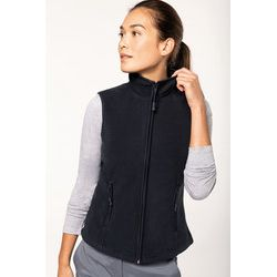 Melodie ladies zip-through microfleece gilet Thumbnail
