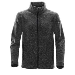 Stormtech Tundra men's full zip knitted Fleece Thumbnail