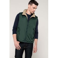 Kariban Men's Fleece Lined Bodywarmer Thumbnail
