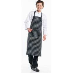 Chaud Devant Avanti Bib Apron with Front Pocket Thumbnail